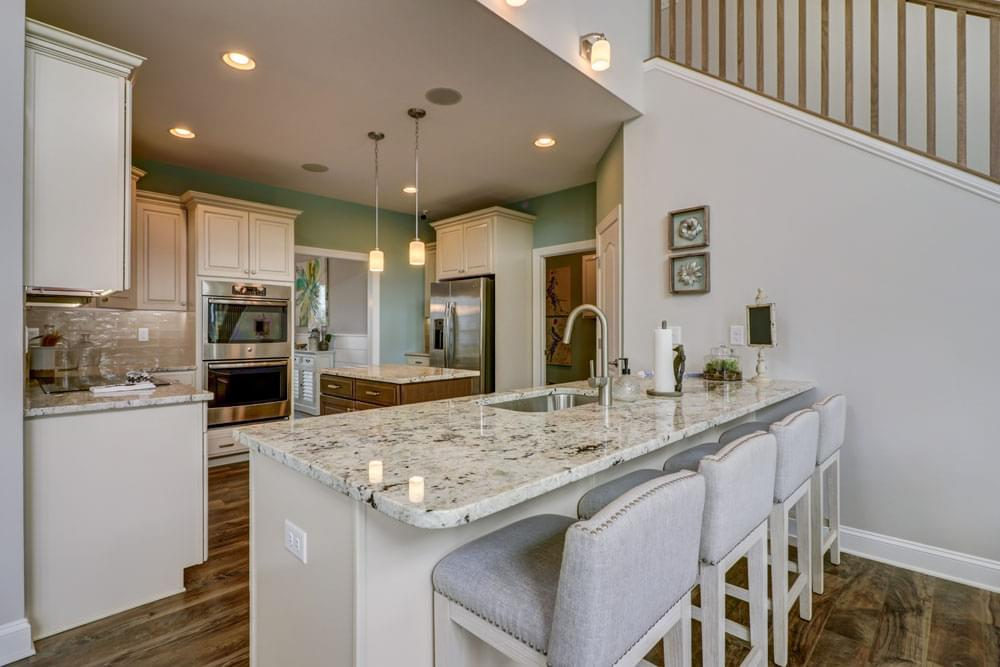 Kitchen featured in the Whatley By Insight Homes in Sussex, DE