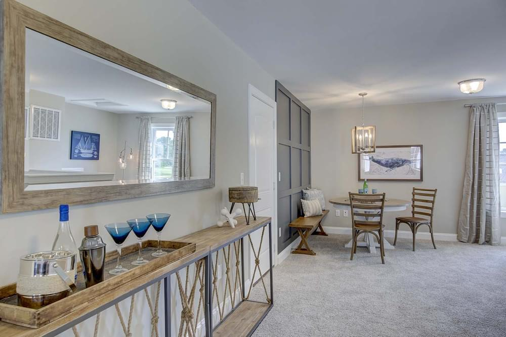 Living Area featured in the Frank By Insight Homes in Dover, DE