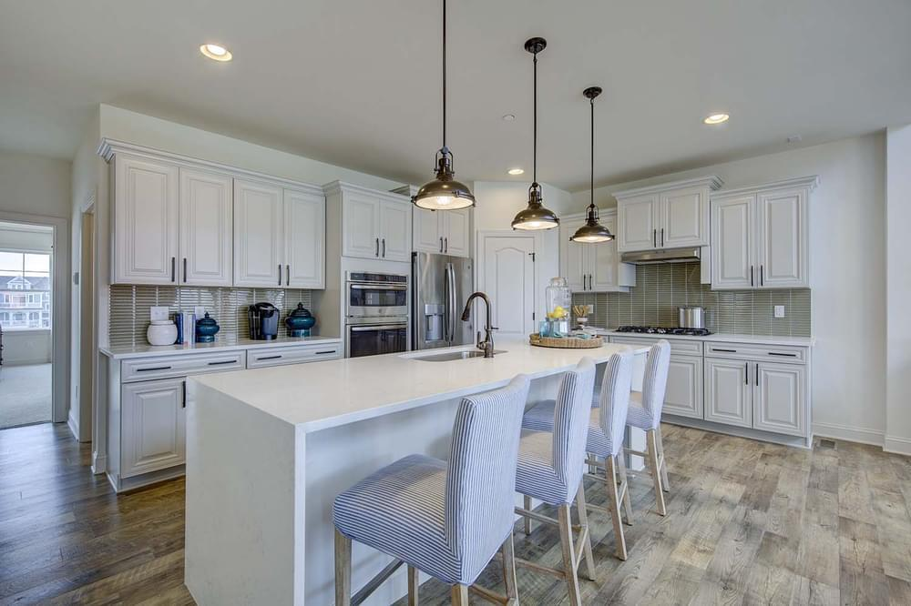 Kitchen featured in the Isakoff By Insight Homes in Sussex, DE