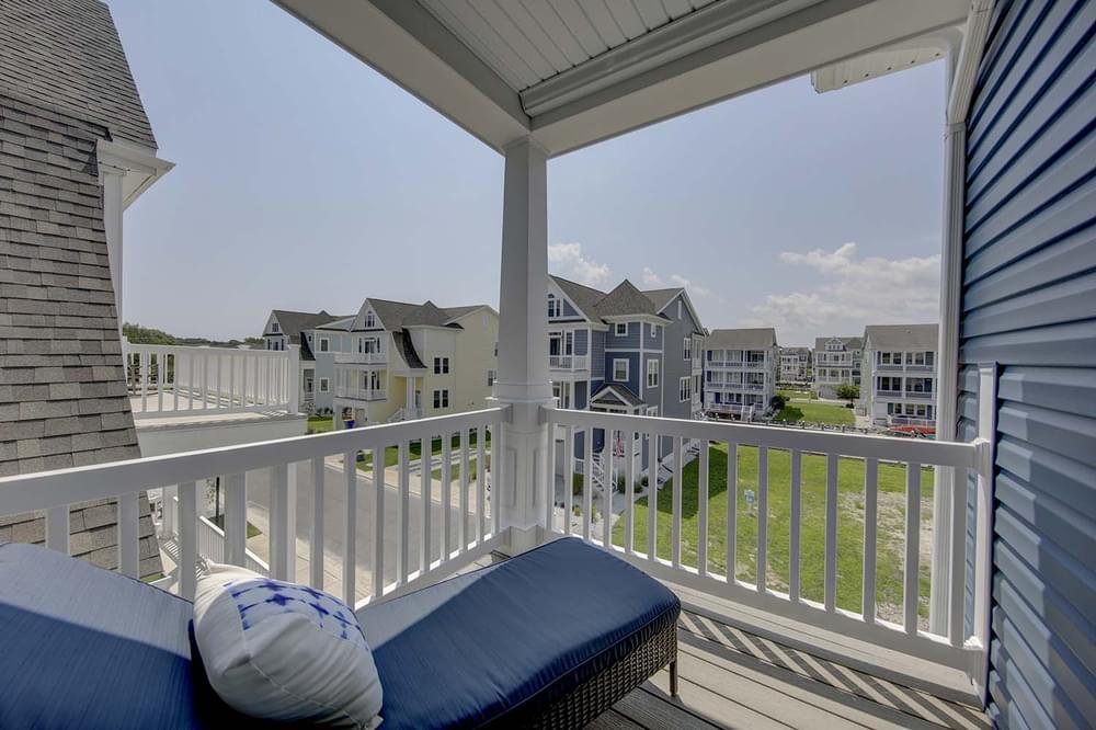Exterior featured in the Isakoff Elevation 3 By Insight Homes in Sussex, DE