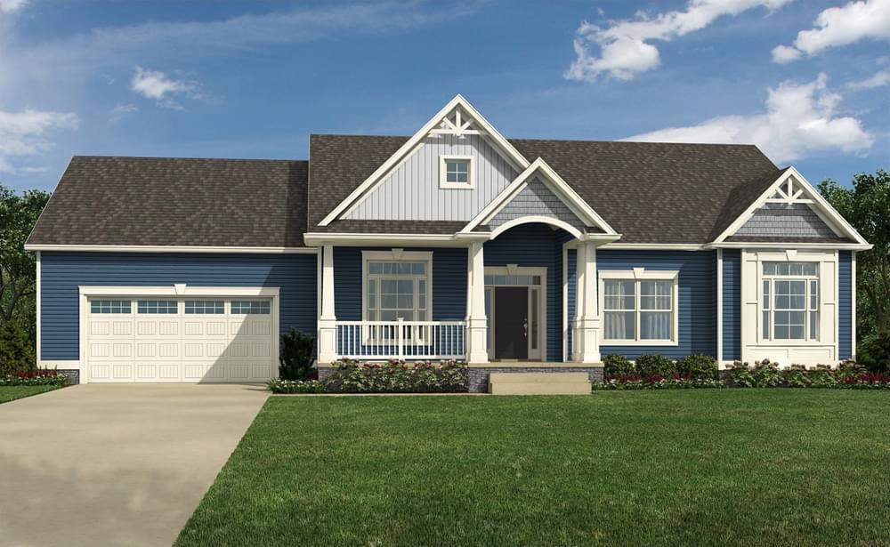 Exterior featured in the Elaine By Insight Homes in Sussex, DE