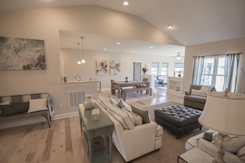 Living Area featured in the Vandelay By Insight Homes in Sussex, DE