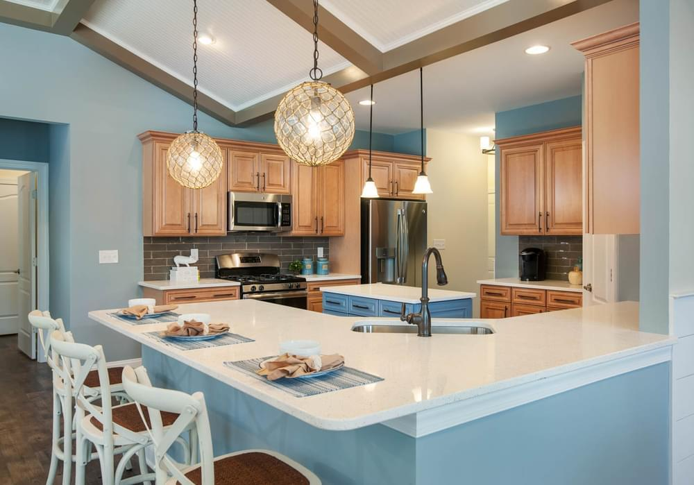 Kitchen featured in the Cartwright By Insight Homes in Sussex, DE