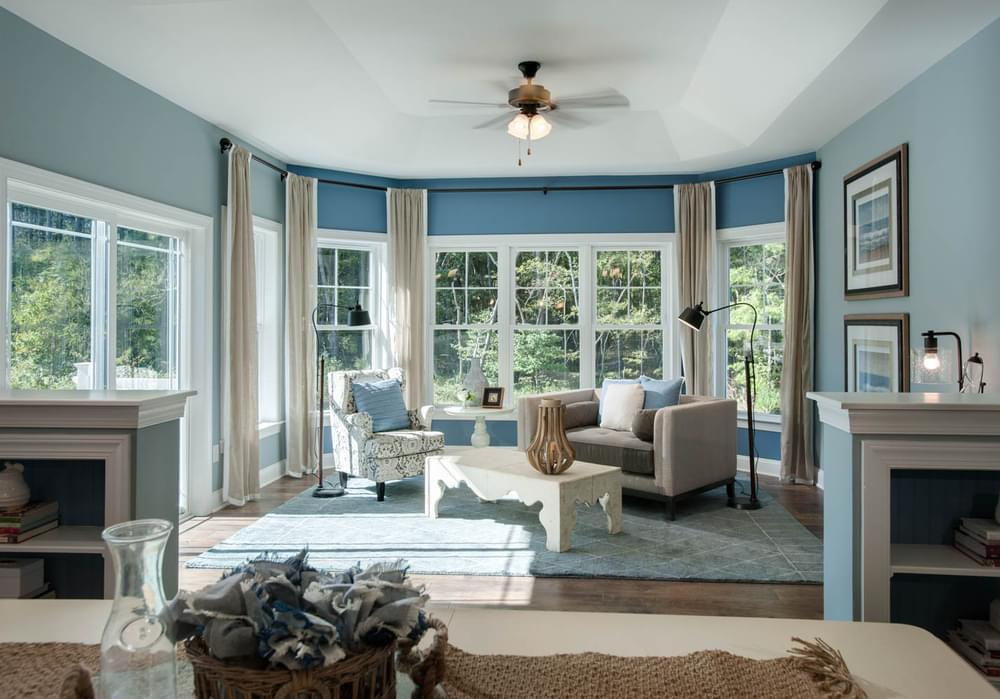 Living Area featured in the Cartwright By Insight Homes in Sussex, DE