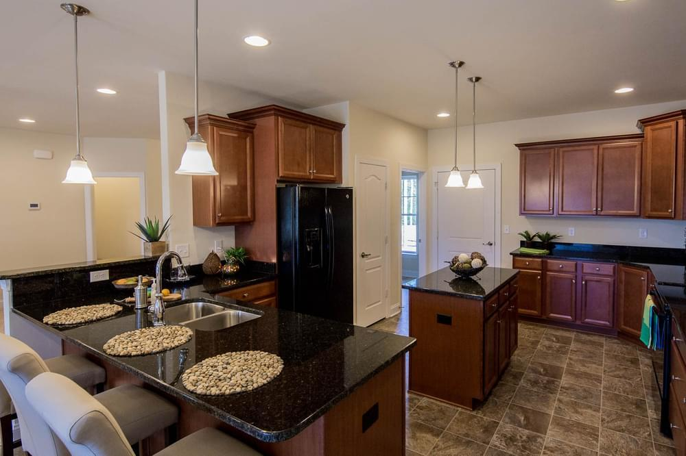 Kitchen featured in the Drake By Insight Homes in Dover, DE