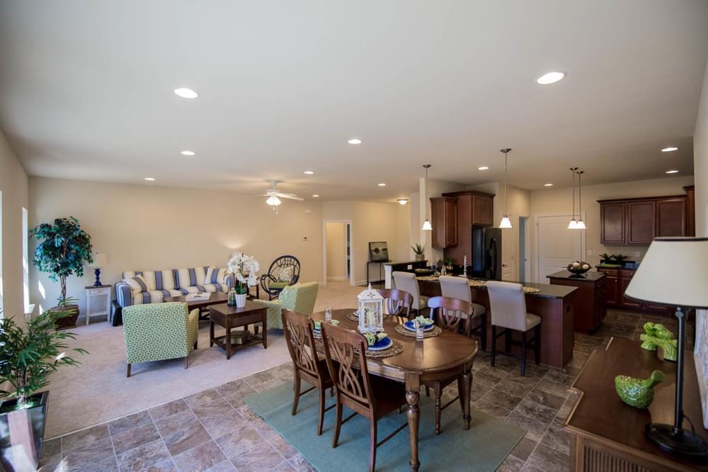 Living Area featured in the Drake By Insight Homes in Sussex, DE