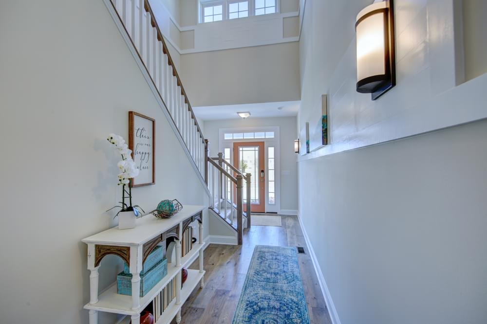Living Area featured in the Morgan By Insight Homes in Sussex, DE