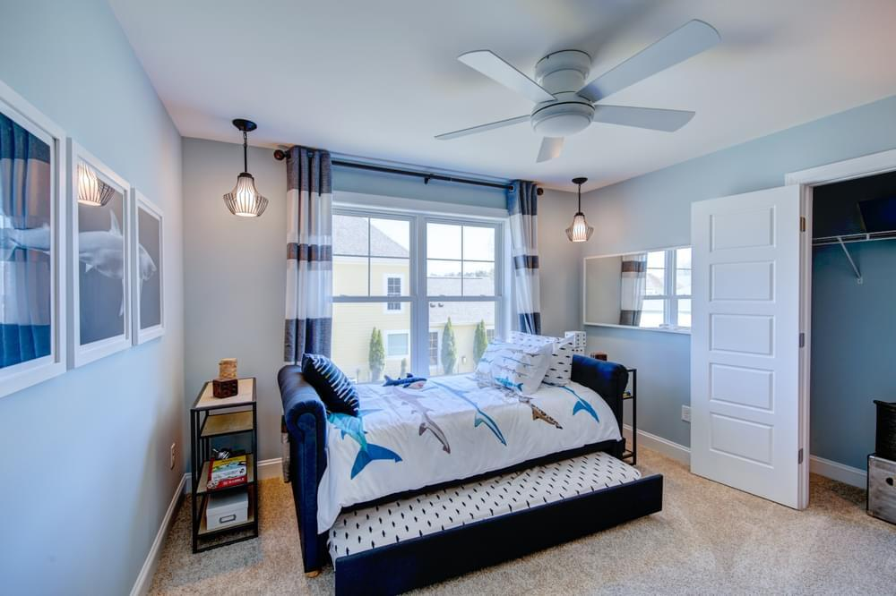 Bedroom featured in the Morgan By Insight Homes in Sussex, DE