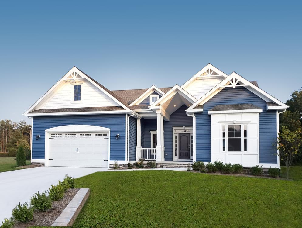 Exterior featured in the Drake By Insight Homes in Sussex, DE