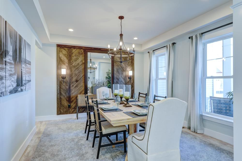 Living Area featured in the Nelson By Insight Homes in Sussex, DE