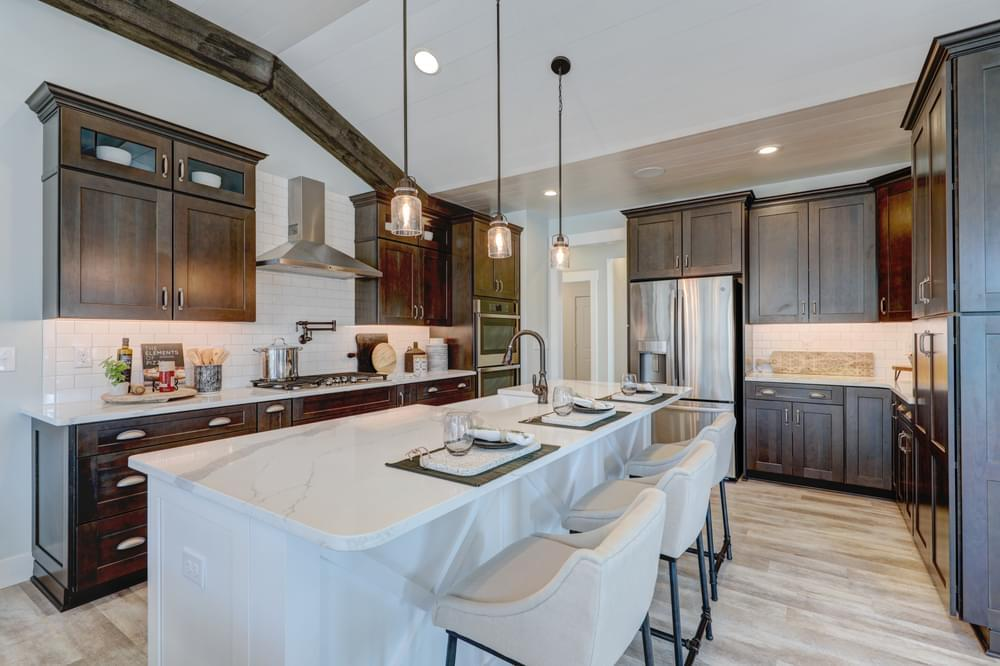 Kitchen featured in the Nelson By Insight Homes in Sussex, DE