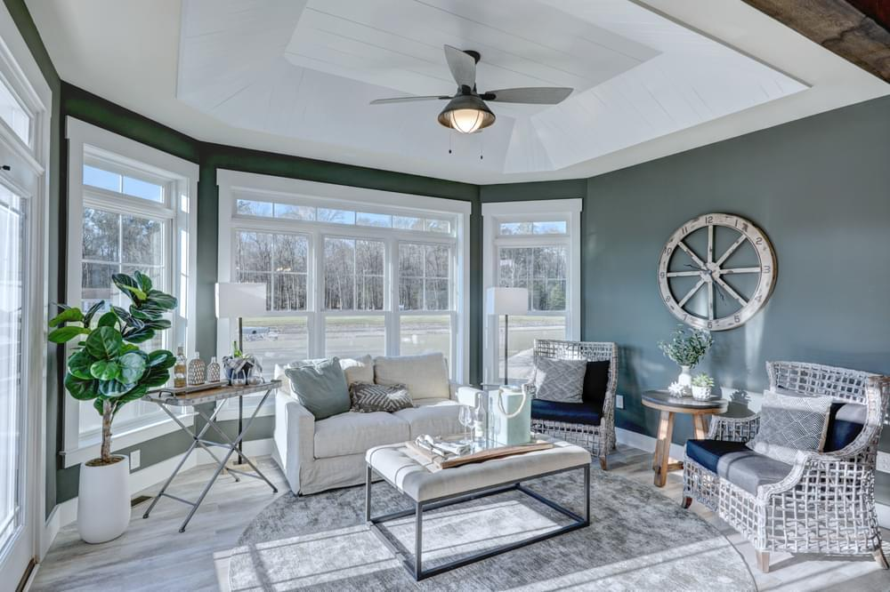 Living Area featured in the Nelson By Insight Homes in Dover, DE