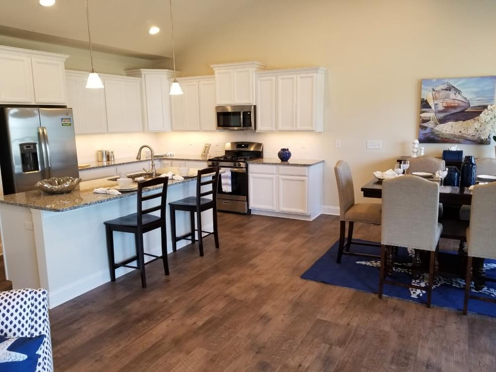 Kitchen featured in the Marlene By Insight Homes in Sussex, DE