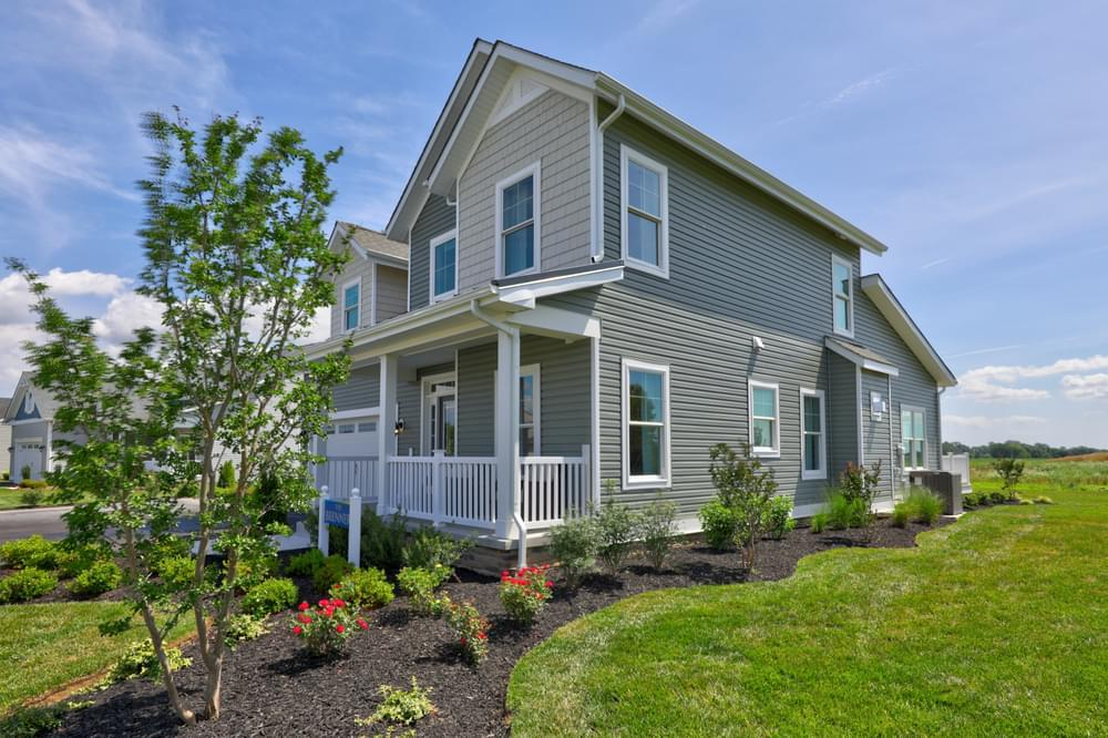 Exterior featured in the Brenner By Insight Homes in Sussex, DE