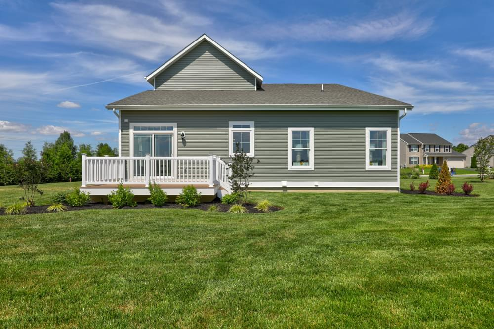Exterior featured in the Brenner By Insight Homes in Dover, DE