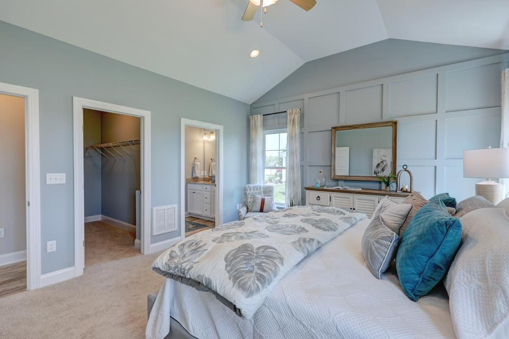 Bedroom featured in the Brenner By Insight Homes in Dover, DE