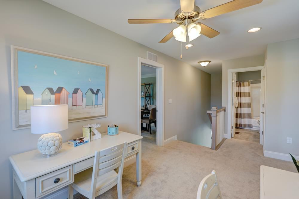 Living Area featured in the Brenner By Insight Homes in Dover, DE