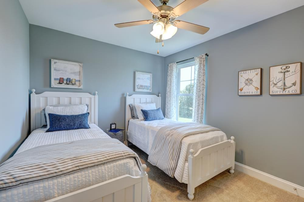 Bedroom featured in the Brenner By Insight Homes in Sussex, DE