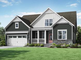 Cartwright - Marina at Pepper's Creek: Dagsboro, Delaware - Insight Homes