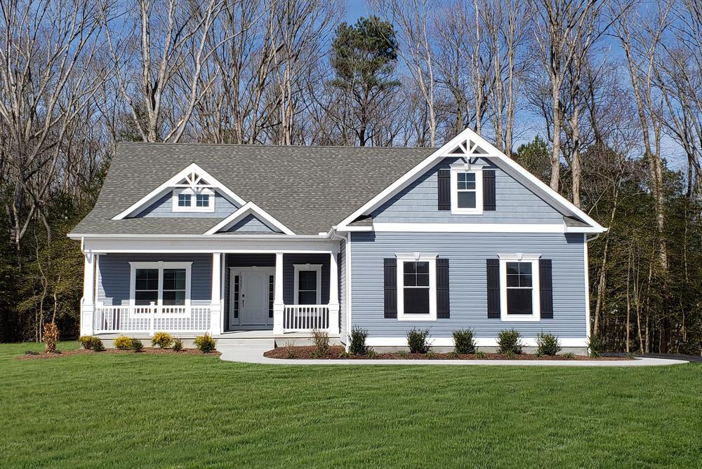 Exterior featured in the Vandelay By Insight Homes in Dover, DE