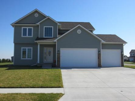 Wisteria Heights by Integrity Homes, Inc. in Des Moines Iowa