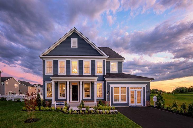 The Hatteras II:Model Home