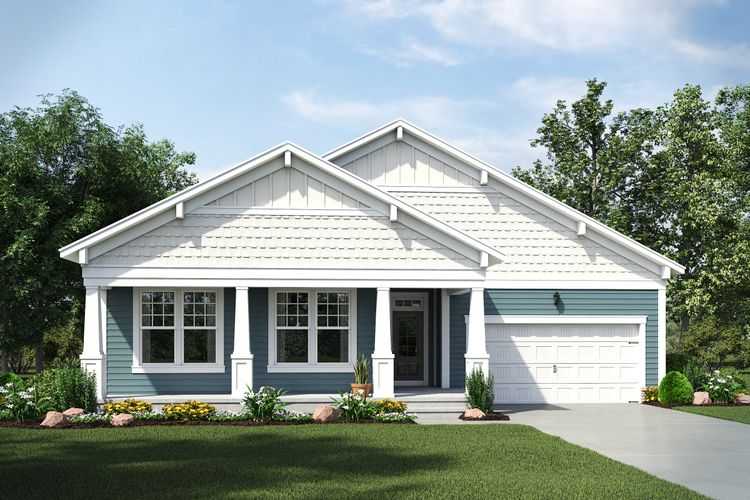 Exterior featured in the Lexington  By Integrity Homes in Washington, VA