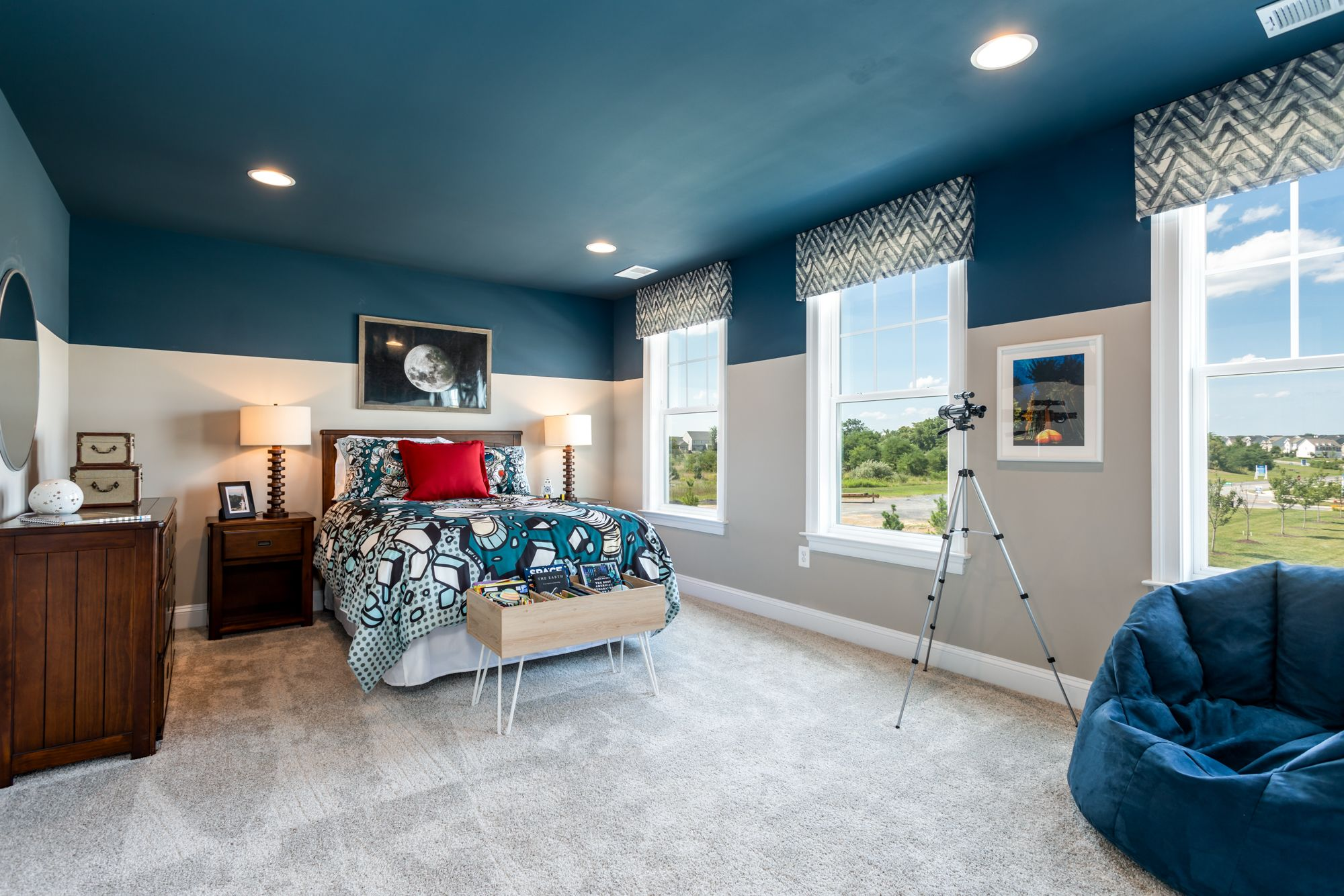 Bedroom featured in The Baldwin By Integrity Homes in Washington, VA