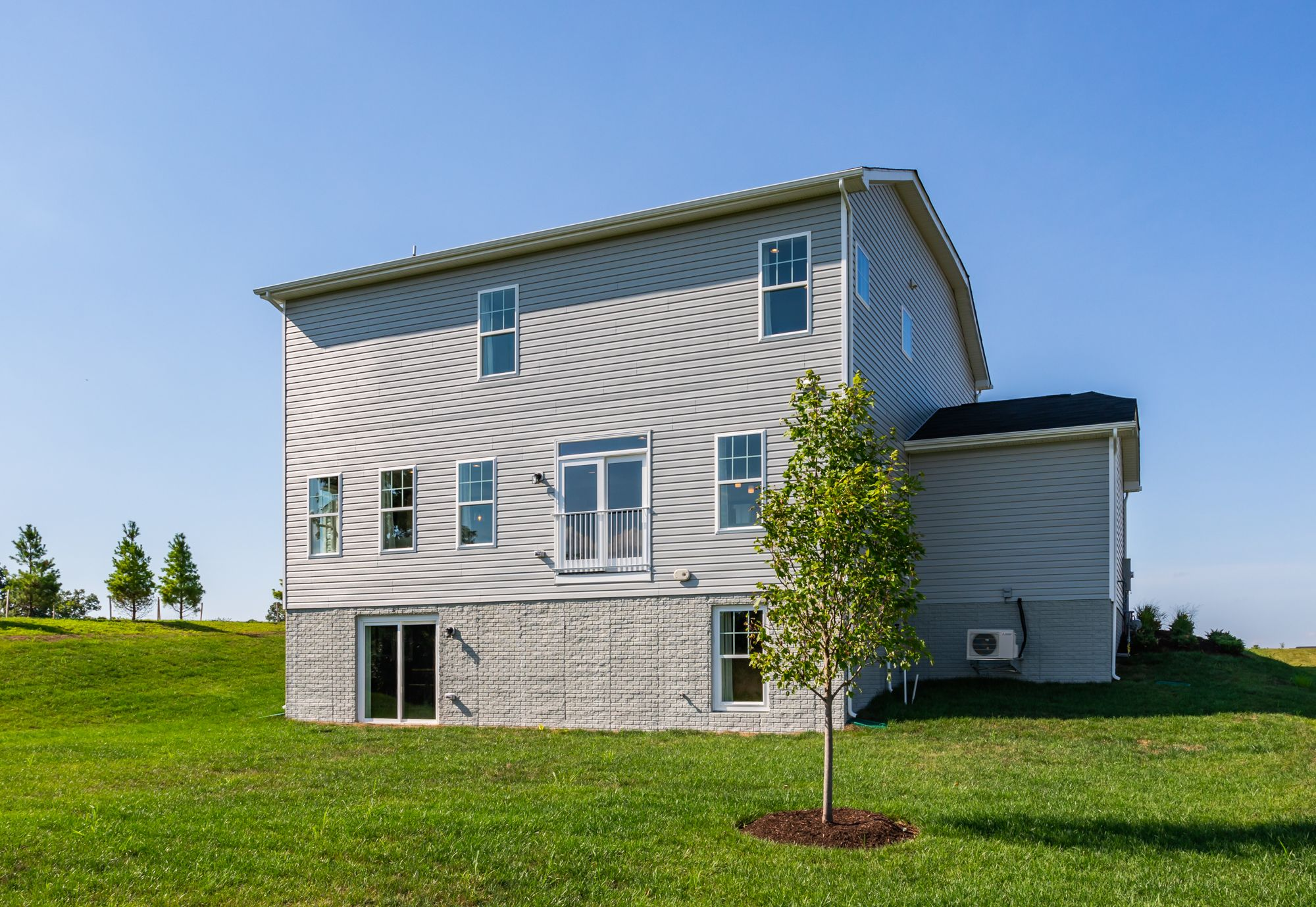 Exterior featured in The Baldwin By Integrity Homes in Washington, VA
