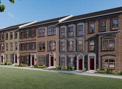 Rosebud - The Enclave at Fair Lakes: Fairfax, Maryland - Integrity Homes