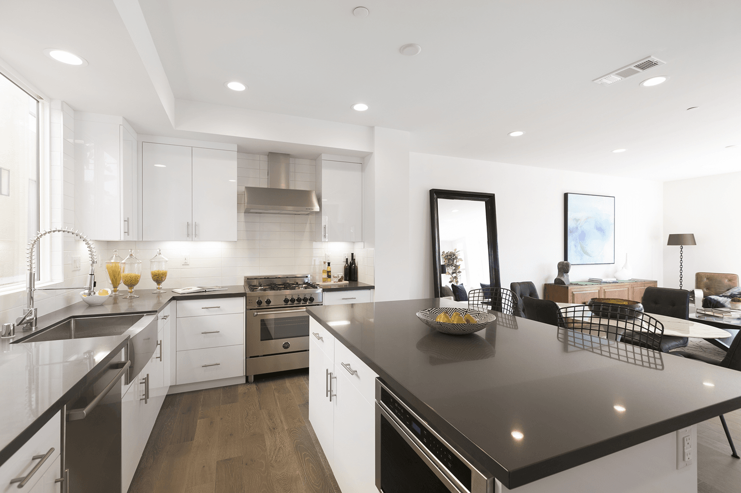 Row2 in Los Angeles, CA, New Homes & Floor Plans by Intracorp Companies