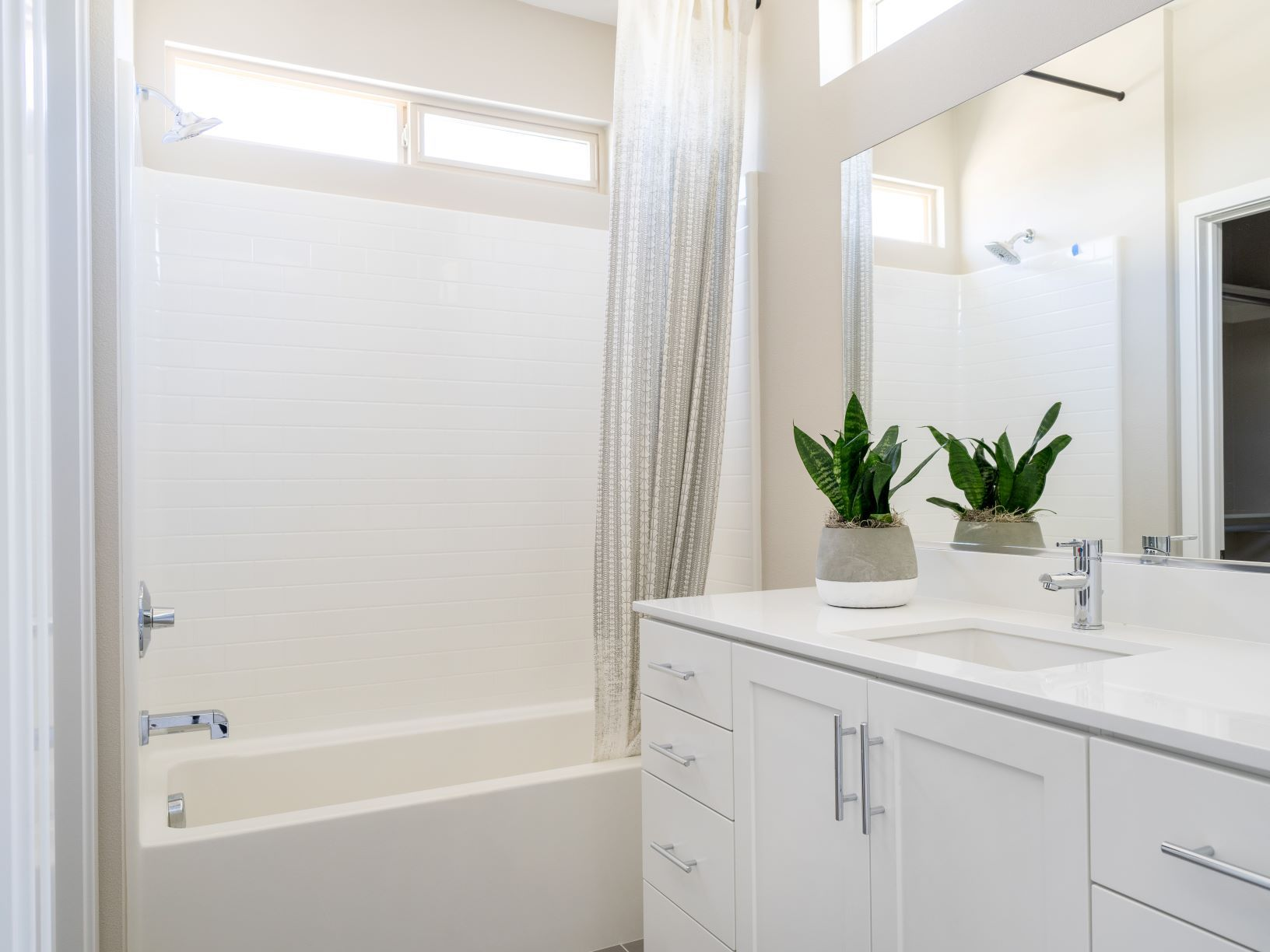 Bathroom featured in the Residence C By Intracorp Companies in Orange County, CA