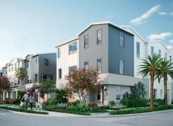 Residence 2 - The Isle at Mariner Shores: Newport Beach, California - Intracorp Companies