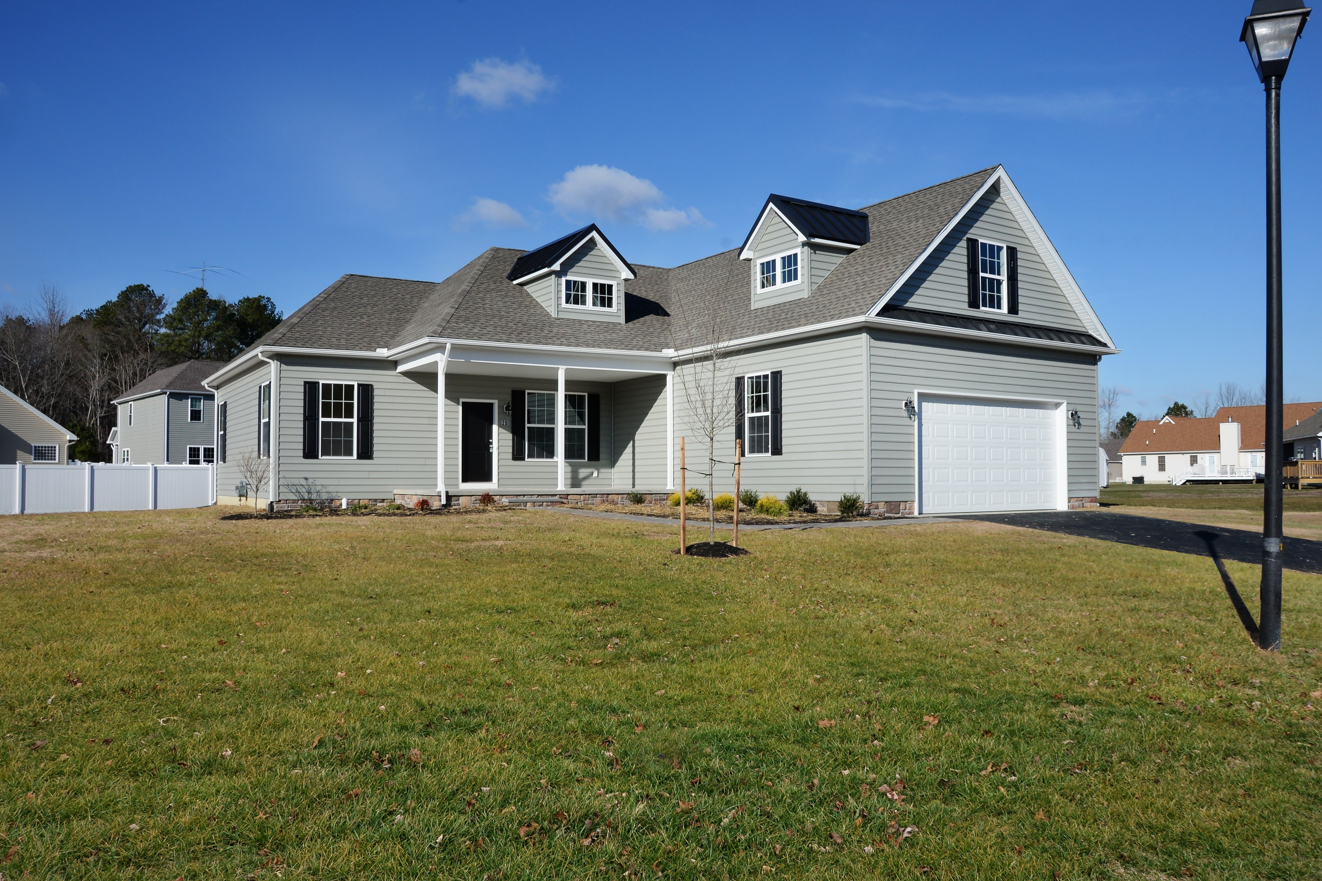 Exterior featured in The Rosecomb By Investors Realty in Dover, DE