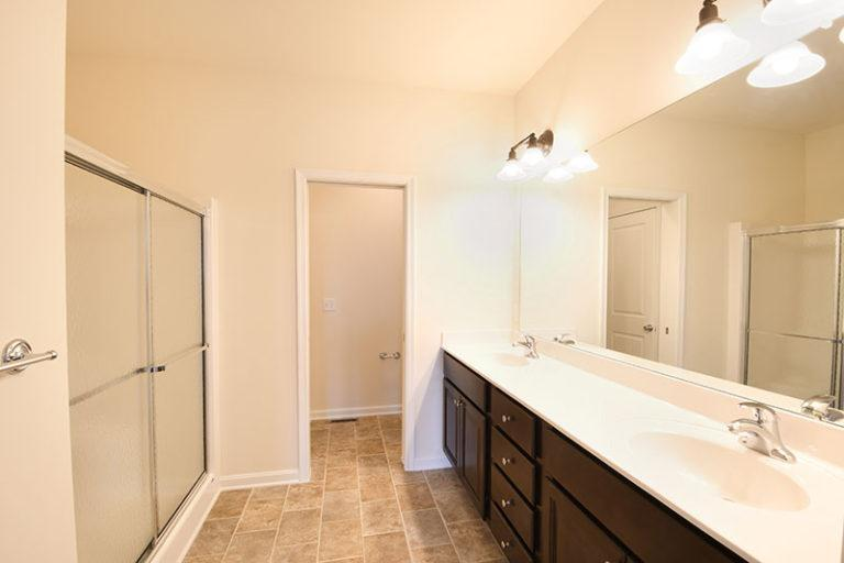 Bathroom featured in The Buttercup By Investors Realty in Dover, DE