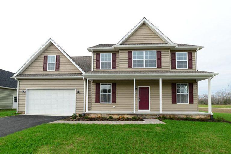 Exterior featured in The Derbyshire By Investors Realty in Dover, DE