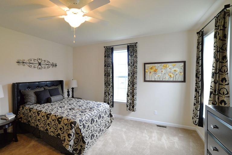 Bedroom featured in The Rosecomb By Investors Realty in Dover, DE