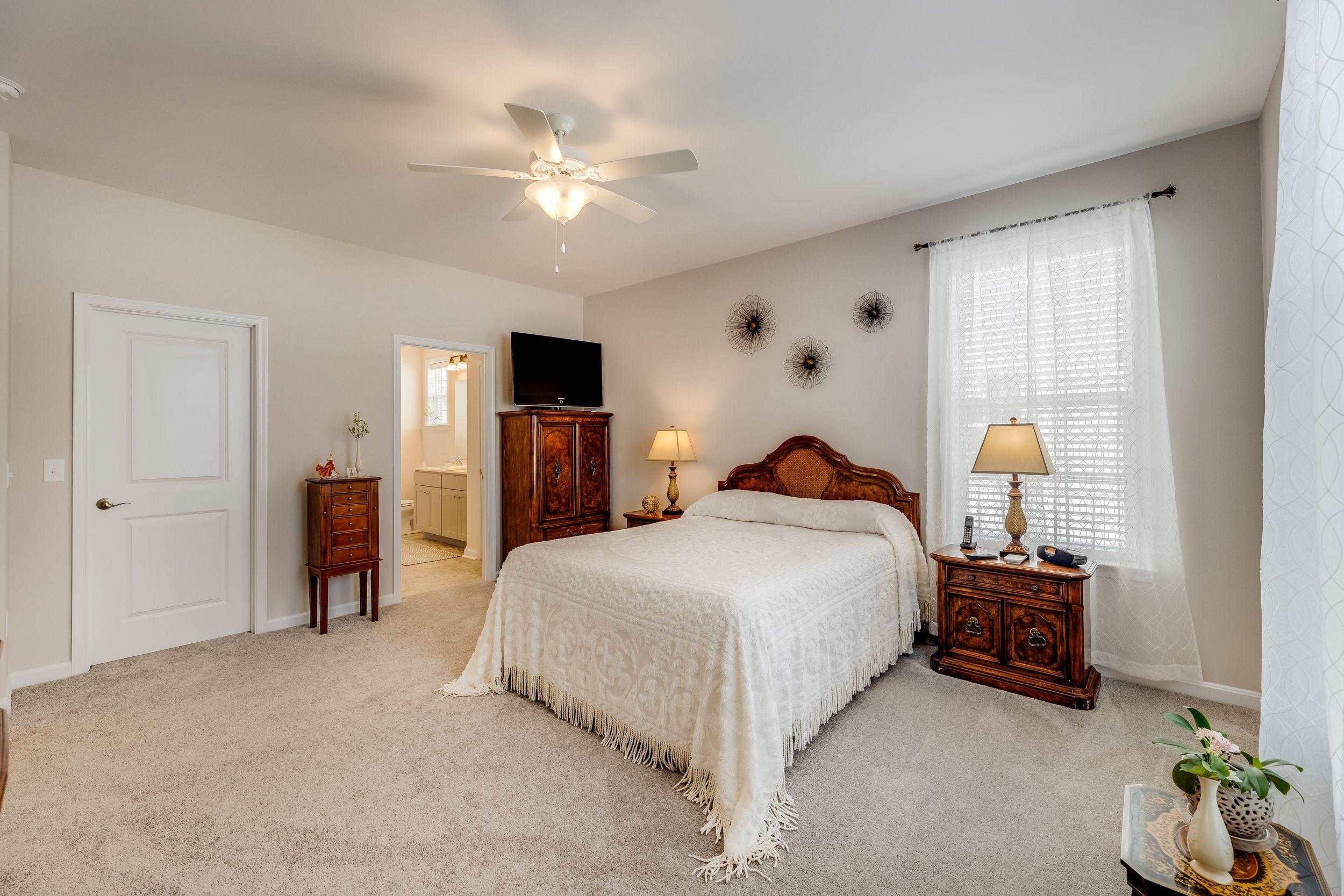 Bedroom featured in The Rosecomb II By Investors Realty in Dover, DE