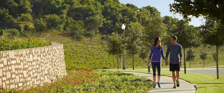 Picturesque trails & scenic paseos