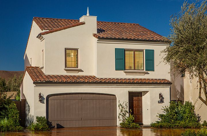 Exterior featured in the Residence 1 By Irvine Pacific in Orange County, CA