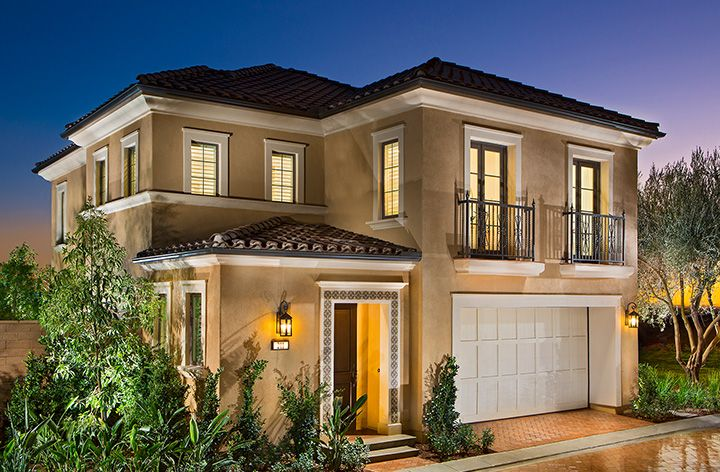Exterior featured in the Residence 2 By Irvine Pacific in Orange County, CA