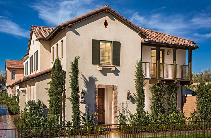 Exterior featured in the Residence 3 By Irvine Pacific in Orange County, CA