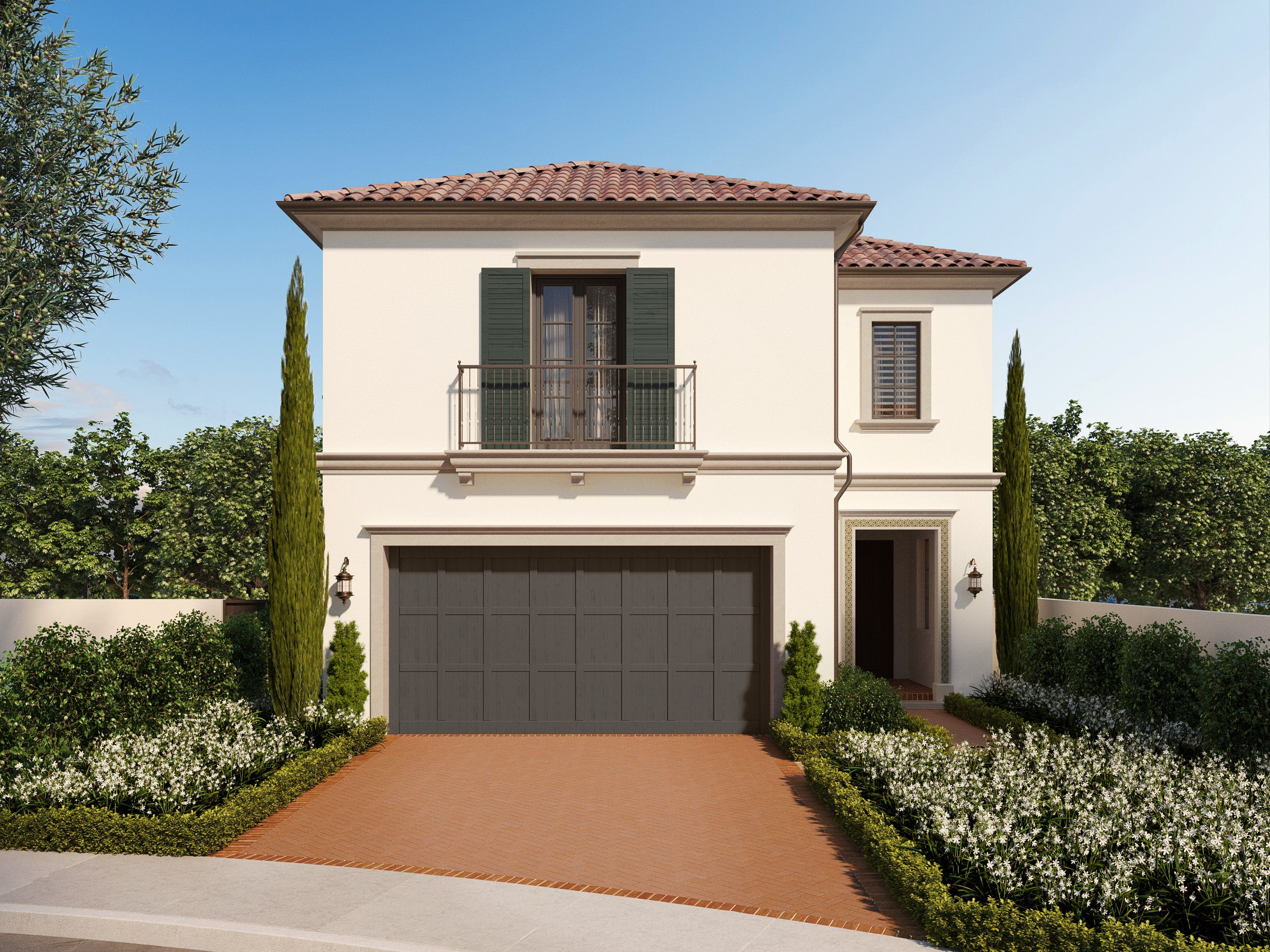 Exterior featured in the Residence 2x By Irvine Pacific in Orange County, CA