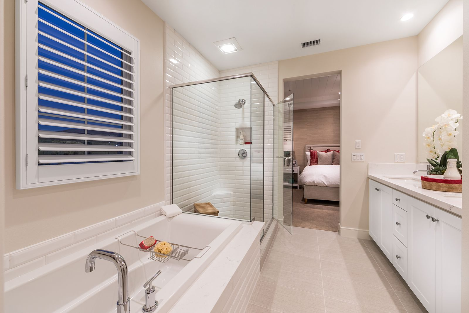 Bathroom featured in the Residence 1 By Irvine Pacific in Orange County, CA