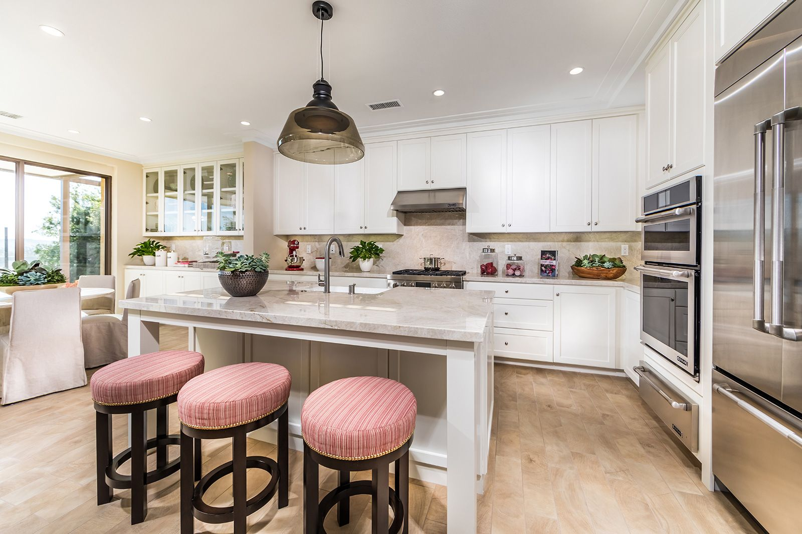 Kitchen featured in the Residence 2 By Irvine Pacific in Orange County, CA