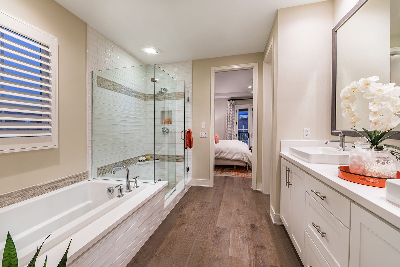 Bathroom featured in the Residence 3 By Irvine Pacific in Orange County, CA