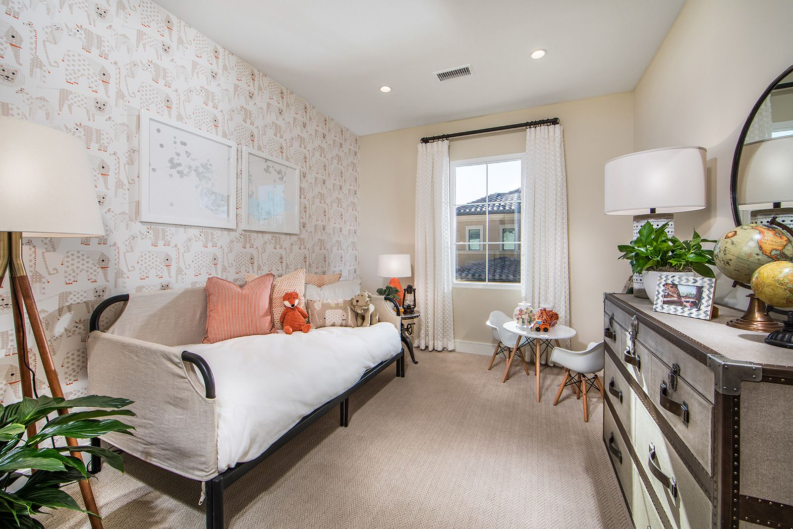 Bedroom featured in the Residence 3 By Irvine Pacific in Orange County, CA