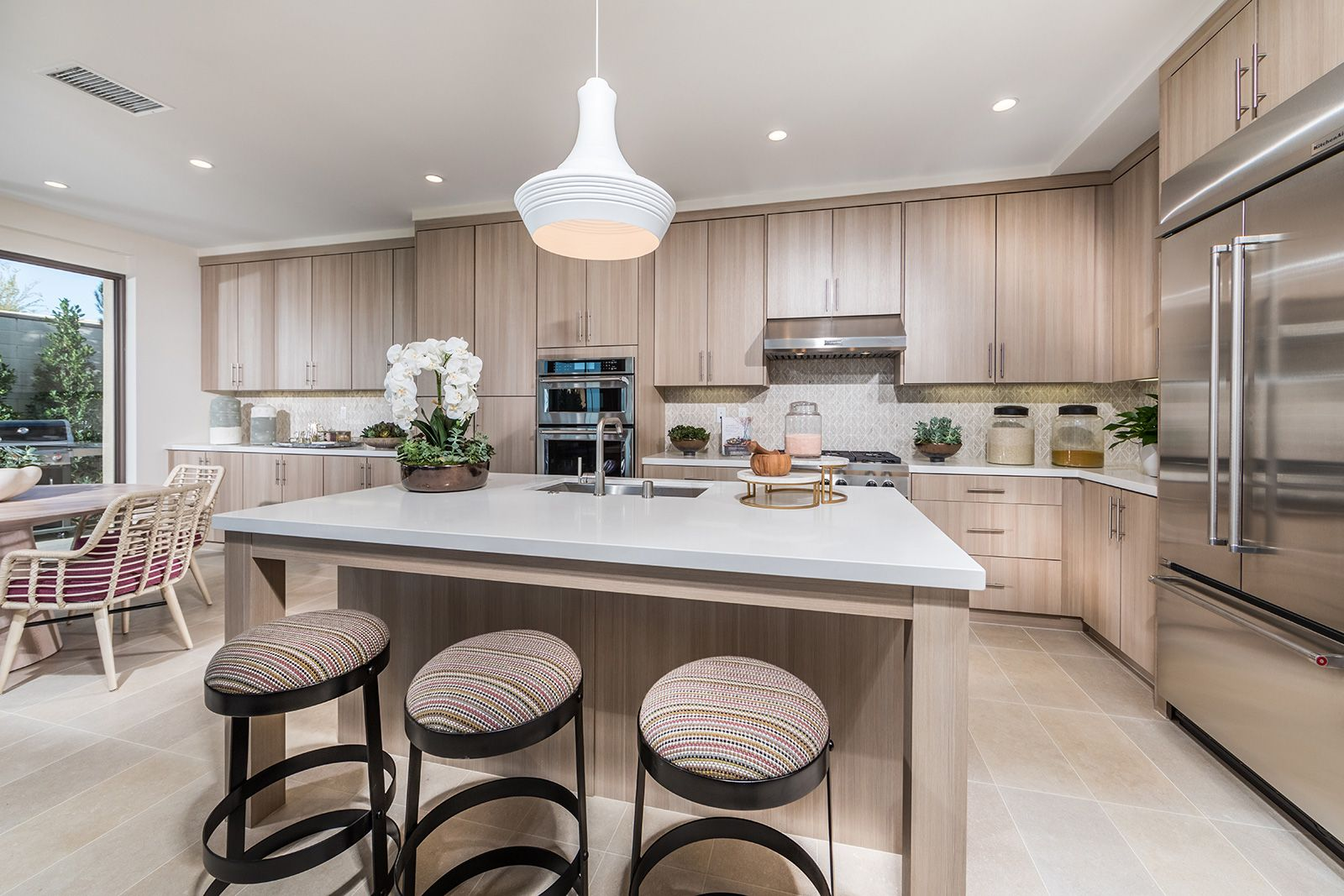 Kitchen featured in the Residence 4 By Irvine Pacific in Orange County, CA