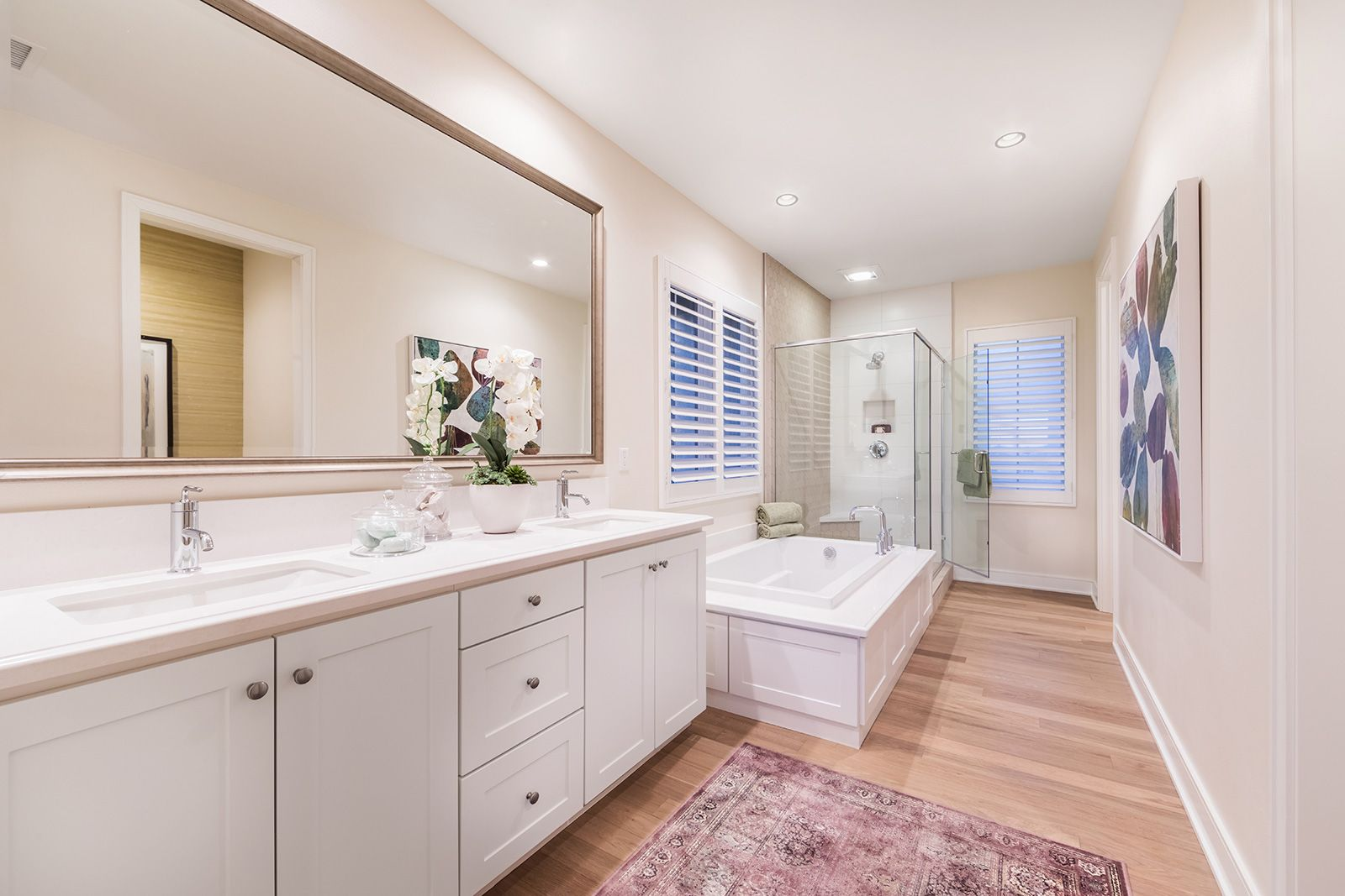 Bathroom featured in the Residence 4 By Irvine Pacific in Orange County, CA