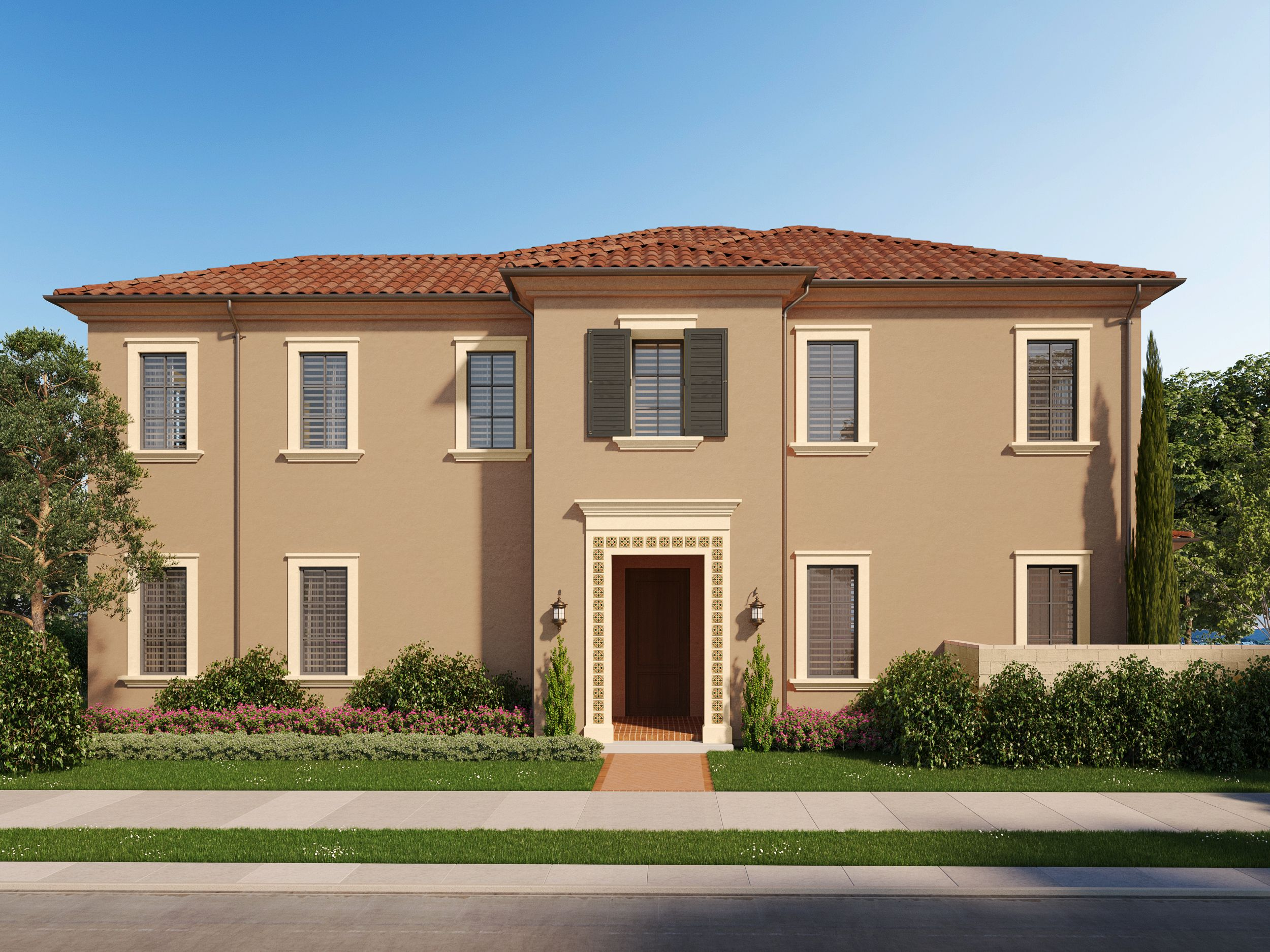 Exterior featured in the Residence 3x By Irvine Pacific in Orange County, CA
